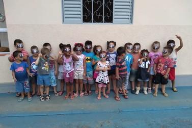 Creche de Andradas realiza ações contra a dengue