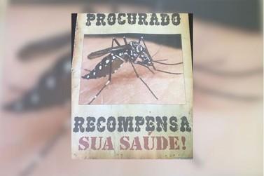 Escola Municipal desenvolve ações de conscientização contra a dengue