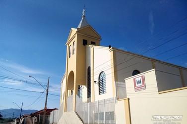 Nossa Senhora Aparecida é a nova paróquia de Andradas