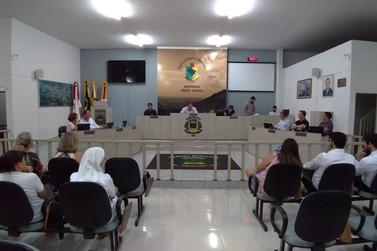 Vereadores aprovam projeto de repasse à Santa Casa de Andradas