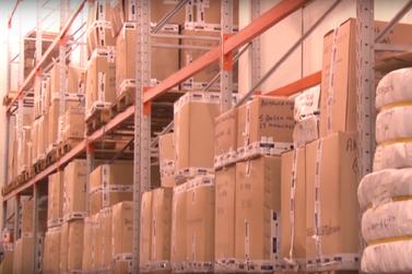 Andradas vai receber produtos apreendidos pela Receita Federal