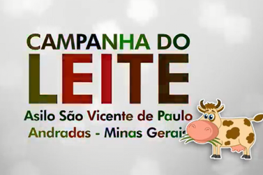 Campanha do Leite do Asilo São Vicente de Paulo acontece nessa sexta-feira
