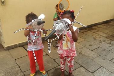 Creche de Andradas desenvolve atividades de conscientização sobre a dengue