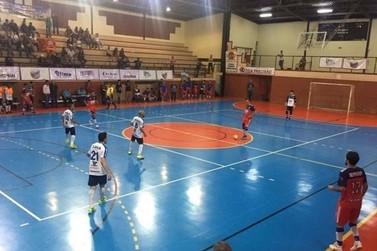 Andradas estreia nesta quinta-feira na Taça EPTV de Futsal