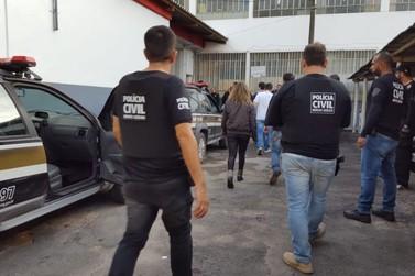 Polícia Civil da região realiza a Operação Kabbalah