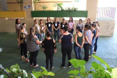 Professoras municipais participam de curso sobre Educação Empreendedora