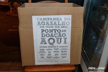 Campanha do Agasalho 2019 está em andamento em Andradas