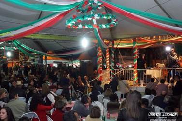 Divulgada a programação da 9ª Festa Italiana de Andradas