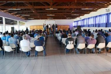 ICASA realiza a 41ª Semana Interna de Prevenção de Acidentes do Trabalho