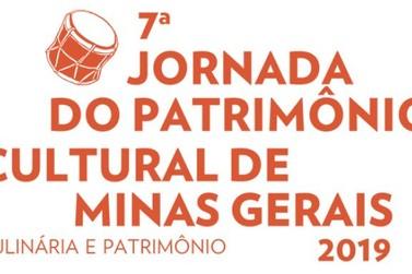 Inscrições abertas para a 7ª Jornada do Patrimônio Cultural de Minas Gerais