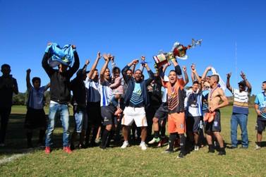 Nordeste é campeão da Copa Dallas de Futebol