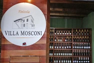 Villa Mosconi: a vinícola caçula e premiada de Andradas