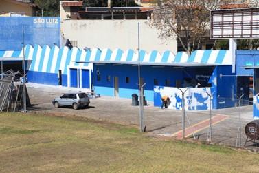 Estádio JK recebe melhorias para sediar a 54ª Festa do Vinho