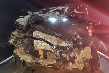 Homem morre em acidente na BR-459