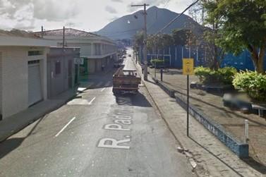 Rua no centro de Andradas ficará interditada a partir de amanhã