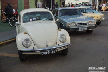 8º Encontro de Autos Antigos de Andradas acontece nesse final de semana