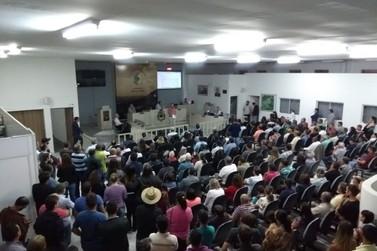 Câmara recebe grande público para Audiência sobre Contribuição de Iluminação