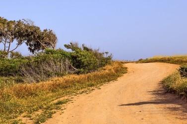 Estrada na zona rural de Andradas pode ficar interditada nos próximos dias