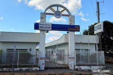 Fazenda tem fiação furtada na zona rural de Andradas