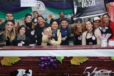 Focinho Carente divulga prestação de contas da 54ª Festa do Vinho de Andradas