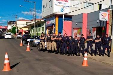 Homem é preso por adulteração de placa de veículo em Andradas