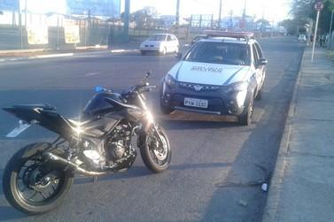 Jovem é detido por direção perigosa em Andradas