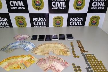 Polícia prende foragido de presídio de Alfenas durante operação em Andradas