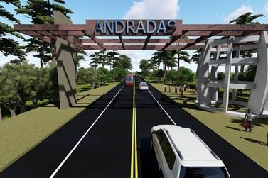 Prefeitura confirma construção do Portal Turístico de Andradas