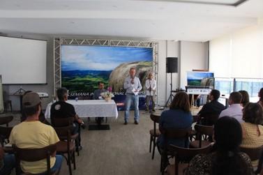 Agricultura Sustentável e Agroturismo são temas de palestra em Andradas