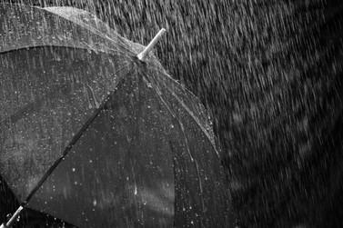 Chuva forte deve atingir a região até a próxima madrugada