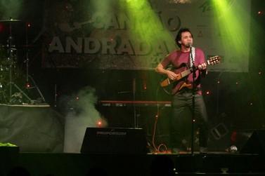 Começa nesta quinta o 21º Festival da Canção de Andradas