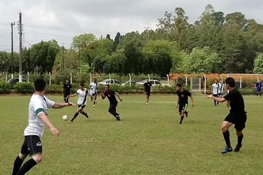 Equipe de Andradas vence jogo-treino contra o Vulcão