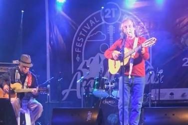 Festival da Canção de Andradas tem final na noite deste sábado