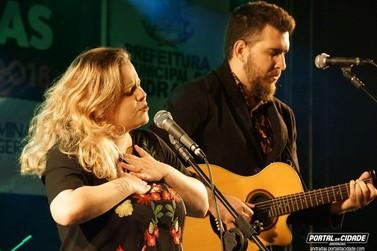 Músicas classificadas para o 21º Festival da Canção de Andradas são divulgadas