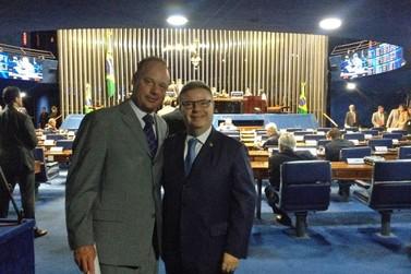 Santa Casa de Andradas recebe mais recursos via emenda parlamentar