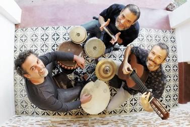 Trio Sorongaio se apresenta no Instituto Moreira Salles