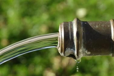 Análise da Funed aponta que água de Andradas é própria para o consumo humano