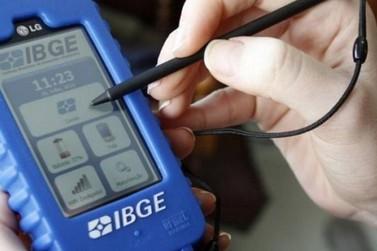 Andradas tem vaga aberta no processo seletivo do IBGE