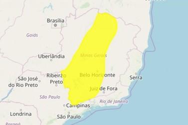 Inmet emite aviso de Baixa Umidade para a região