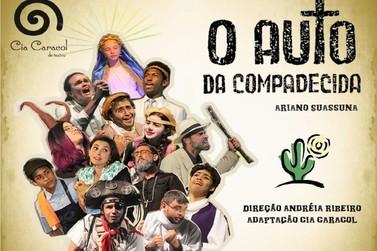 """""""O Auto da Compadecida"""" será encenado em Andradas na próxima semana"""