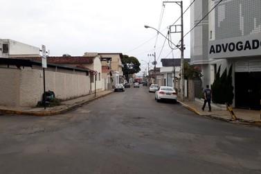 Reunião define regras para estacionamento na Rua Coronel Eduardo Amaral