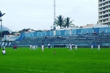 Andradas recebe ações do Alcoa Action no Estádio Municipal JK