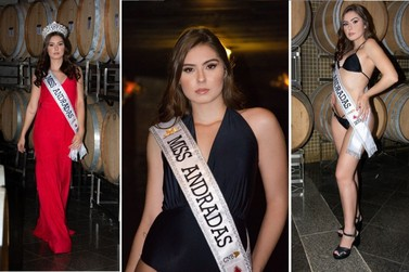 Andradense concorre ao título de Miss Minas Gerais