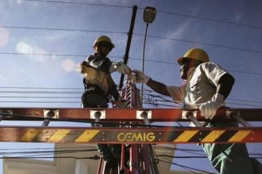 Duas regiões de Andradas ficam sem energia elétrica na quinta-feira