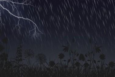 Próximas horas devem ser de chuva intensa em Andradas e região