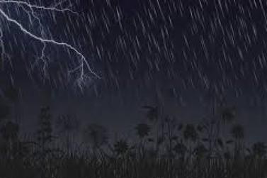 Sul de Minas está em Alerta Laranja para tempestade