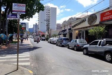Estacionamento rotativo vai começar a operar em Andradas