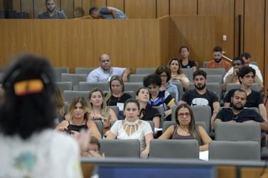 Coordenadores do PJ Minas participam de curso de formação