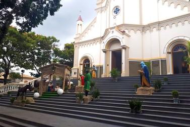 Paróquia de São Sebastião inaugura presépio nessa quarta-feira em Andradas
