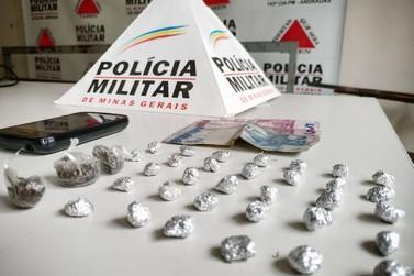 PM prende traficante em Zona Quente de Criminalidade em Andradas